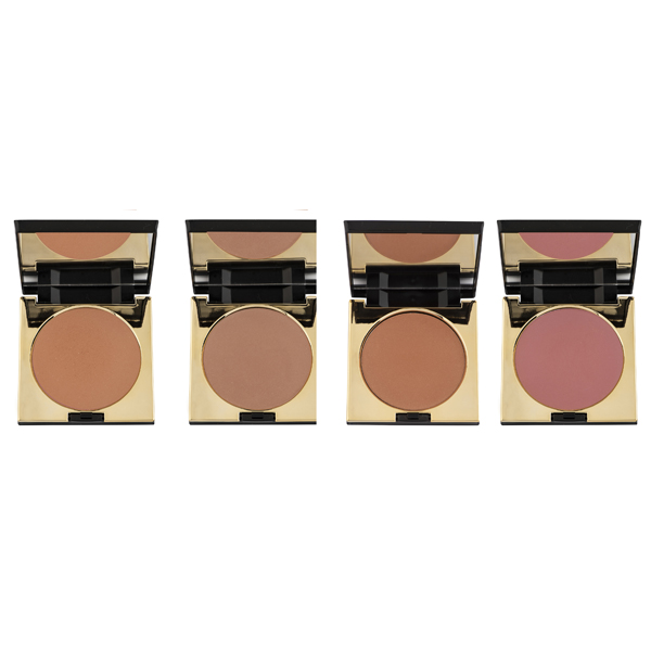 4 SHADES OF BRONZERS